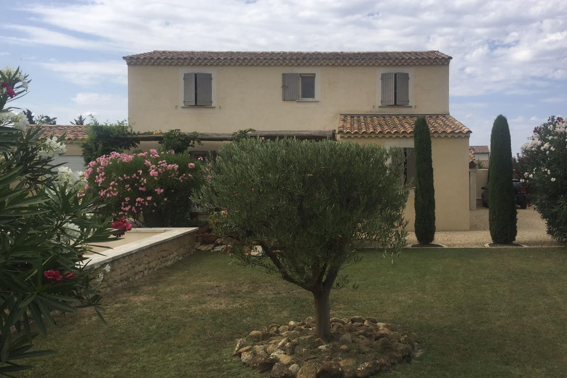 villa Maillane