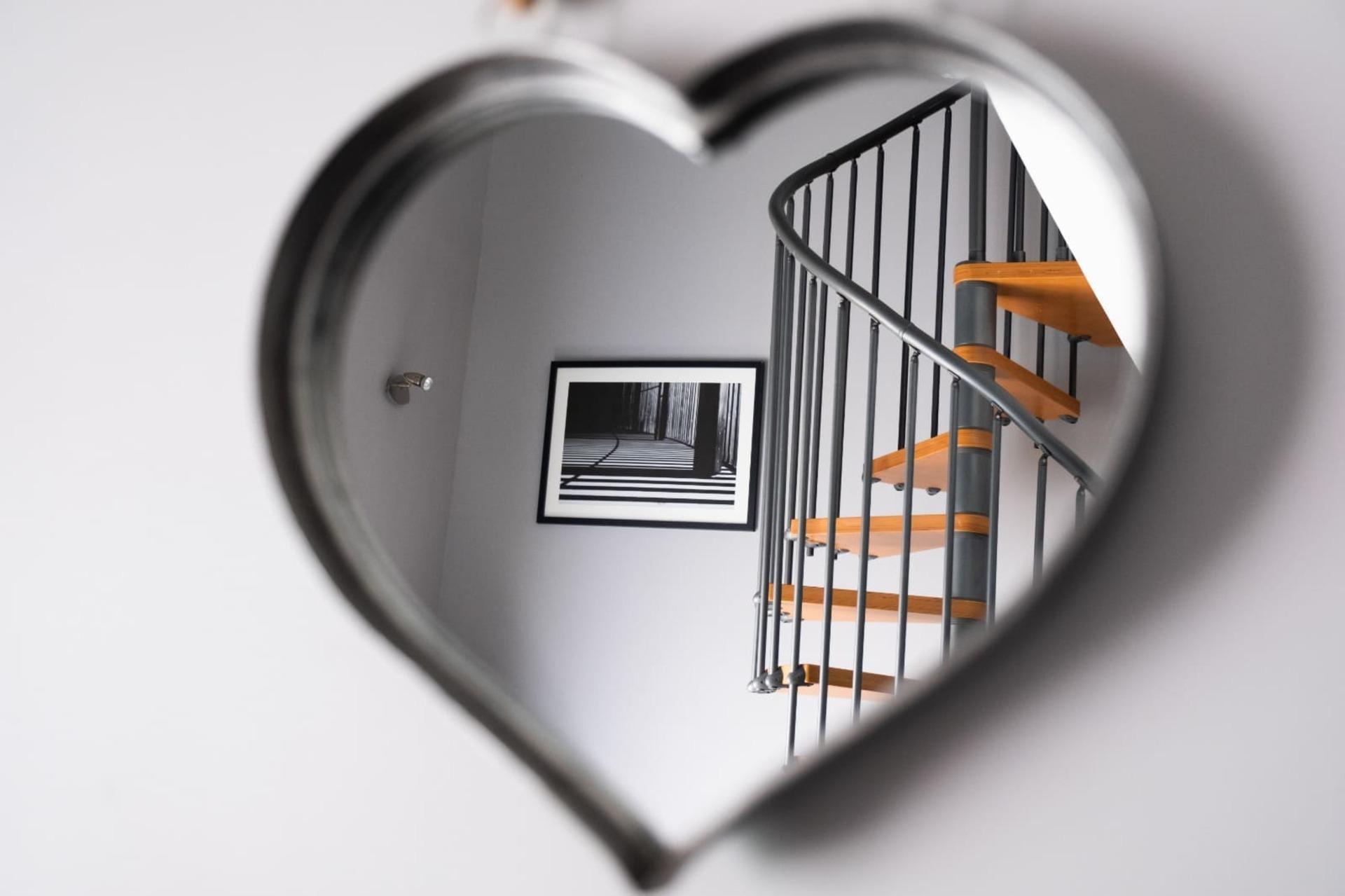 Reflet du coeur